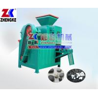 Wholesale Zhengke brand top quality BBQ/barbecue briquette machine from china suppliers