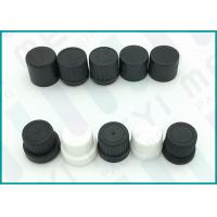 China 18/410 18/415 Plastic Screw Cap With Orifice Reducer For Essential Oil Bottle on sale