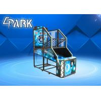 Coin Operated Arcade Sports Game Machine Of Throwing Basketball for sale