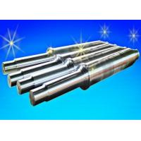 Wholesale 4140 / 42CrMo4 / SCM440 Carbon Steel Shaft , OD 80-1200 Mm Rotor Shaft from china suppliers