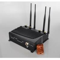 Build a signal blocker - 8 Channel Effectively Blocking Cell Phone Frequency Jammer Built In Antennas