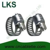 Wholesale Small American Type Hose Clamps from china suppliers