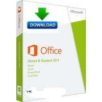 Wholesale Microsoft Original Software Office 2013 HS Instant Free Download from china suppliers
