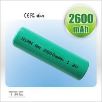 Buy cheap Rechargeable NiMH Batteries  Ready To Use 2700mAh 1.2V For Electrical Remote from wholesalers