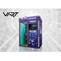 Wholesale Shopping Mall Business Virtual Reality Equipment With HTC Headset / Controller from china suppliers