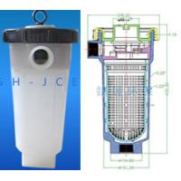 Wholesale Mini PP Material Bag Filter Housing- Industrial Filter Vessels from china suppliers