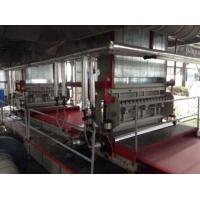Wholesale Double Beam PP Spun Bond nonwoven fabric machinery / equipment with PLC controlled from china suppliers