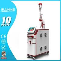 Buy cheap sanhe Nd yag 1064nm laser/Q-switch Nd yag laser tattoo removal &Acne Removal from wholesalers