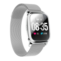 Wholesale Unique Metal Design Ble 5.0 Blood Pressure Smartwatch from china suppliers