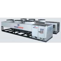 China Floor-type And Single-side Air Cooling Condenser on sale