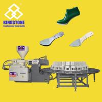 Buy cheap Kingstone Machinery Price PP Insole Footwear Manufacturing Machine from wholesalers