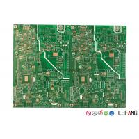 Wholesale Industrial Equipment Controller Tg 140 PCB , High Current PCB Circuit Board 2 Layer from china suppliers