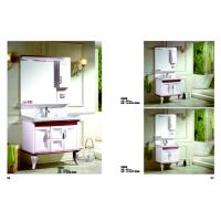 Buy cheap SASO 80 X 52 X 85 Cm Square Sinks Bathroom Vanities Modern Ceramic Wash Basin from Wholesalers