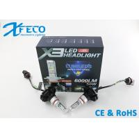 Wholesale Philips LED Headlamp Bulb HB3 9005 Vehicle Headlight Replacement CE / RoHs E-Mark from china suppliers