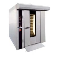 China Restaurant Baking 32-Layer 32-Tray Bakery Diesel Oil Rotary Convection Diesel Oven Price on sale