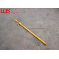 Wholesale Inner Thread Light Duty Adjustable Shoring Posts Yellow Powder Coating from china suppliers