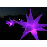 Wholesale Customized Inflatable Advertising Products Star Sky Led Lights For Party from china suppliers
