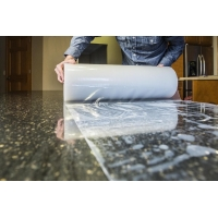 Wholesale Artificial Marble 50mic Self Adhesive Protection Film Multi Surface Floor Coverings from china suppliers