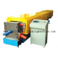 Wholesale Electrical 7.5KW Downspout Rain Spout Pipe Roll Forming Machine from china suppliers