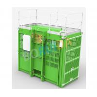 Wholesale Passenger and Material Hoisting Equipment Construction Elevator for Building Site from china suppliers