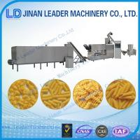 Wholesale Low consumption professional pasta machine extruding and frying from china suppliers
