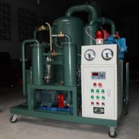 Wholesale Multi-Stage High Vacuum Degree Dielectric Oil Purifier, High-End Transformer Oil Purifying Equipment from china suppliers