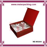 Wholesale Hot sale custom magnetic album paper box for UK ME-MG004 from china suppliers