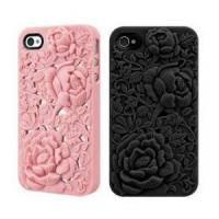 Wholesale Cute Cartoon Soft Silicone Case for iPhone 4 4S from china suppliers