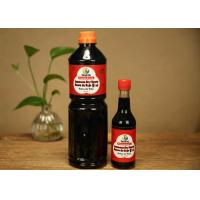 Buy cheap 1l Dark Naturally Fermented Soy Sauce No Additives 18 Months Shelf Life from wholesalers