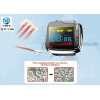 Wholesale Best Selling Acupuncture Model Wrist  Wrist Laser Light Instrument 650nm LLLT For Blood Sugar Blood Pressure Diabetics from china suppliers