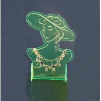 Wholesale Jewelry Display Stands Acrylic Earring Holder Torque Laser Cutting from china suppliers