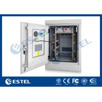 China Waterproof Outdoor Telecom Cabinet 24U communication cabinet for sale