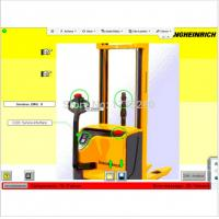 Wholesale Jungheinrich ForkLifts v4.32 ET Parts + SH Repair +Jduit4 Diagnostic from china suppliers