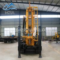 Quality FY200 Air Pressure Rock Boring Percussive Rotating Water Well Drilling Rig 200 for sale