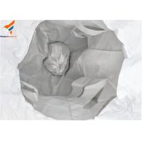 China Bulk Bag/ Ton Bag with Baffle PP Material For Chemical Powder/ Gravel Mining for sale