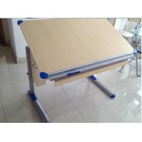 China office furniture height adjustable drawing desk , adjustable work table for sale