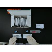 Wholesale Diagnostic kit Independent IgM and IgG results Antibody Lateral Flow CFDA NMPA FSC CE TUV from china suppliers