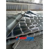 Wholesale PVC Corrugated Roof Tile Roll Forming Machine , PVC Plastic Sheet Extrusion Machine from china suppliers