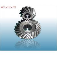 Wholesale Curved Tooth Bevel Gear, Alloy Steel ARC Mechanical Engineering Gears OEM from china suppliers