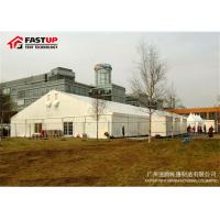A Shape Waterproof Wedding Tents , Big Event Outdoor Tents For Parties