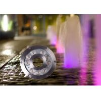 Buy cheap 9W RGB Waterproof IP68 Underwater LED Lights 316SS Pool Lights Wholesales Fountain Light from Wholesalers