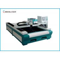 Wholesale Fiber Laser Metal Cutting Machine 1500*3000 mm Water Cooling 500w  1000w from china suppliers