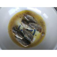 China Delicious Natural Canned Fish Sardines In Vegetable Oil 125g Net Weight on sale