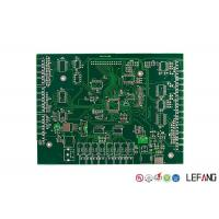 Wholesale High Frequency Multilayer PCB Board 0.15mm Aperture For Communication System from china suppliers