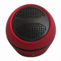 Wholesale Wireless Portable Speaker, Supports Bluetooth from china suppliers