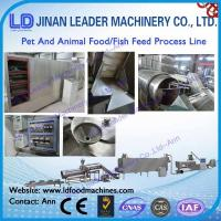 Wholesale animal food machine  snacks food making machinery stainless steel from china suppliers