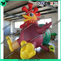 Wholesale Inflatable Rooster,Inflatable Chicken,Chinese New Year Inflatable Rooster Zodiac from china suppliers