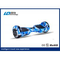 Popular Customized 10 Inch Self Balancing Scooter Bluetooth 15 Km/Hour Max Speed