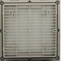 Wholesale 120mm AC Industrial Axial metal Cabinet Ventilation Fan Filter, Fan Filter SA-802 from china suppliers