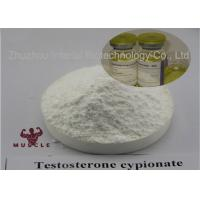 Wholesale Effective Strongest Testosterone Steroid Test Cyp Testosterone Cypionate 200mg CAS 58-20-8 from china suppliers